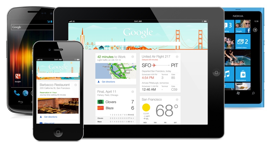 Android, iOS, Windows okostelefon aplikaciok